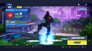 Fortnite black knight glitch season x