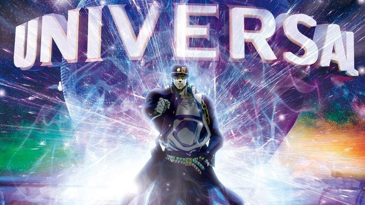 Vlog Japon 🇯🇵 JoJo's Bizarre Adventure: The Real 4D – Dio's World [Universal Studios Japan]