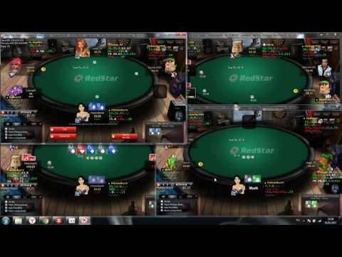 тестим редстар покер