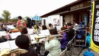 2012年5月4日国営アルプスあづみの公園でのLIVE録音.