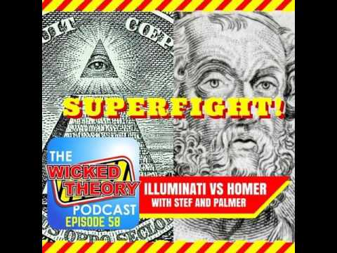 Illuminati Vs Homer with Stef And Palmer