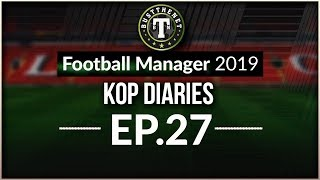 Kop Diaries The Return of Red Pharaoh Football Manager 2019