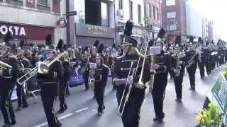 St Patricks Day Limerick 2015 Highlights