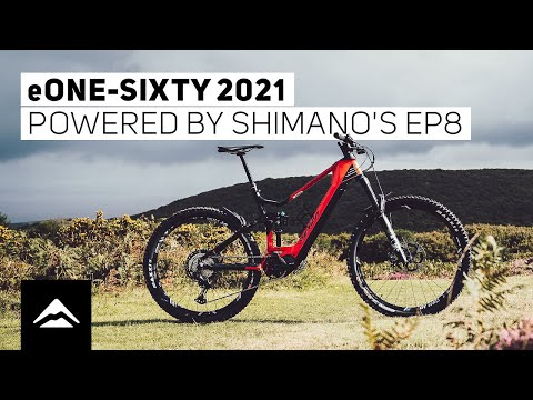 The eONE-SIXTY 2021 | powered by Shimano's EP8