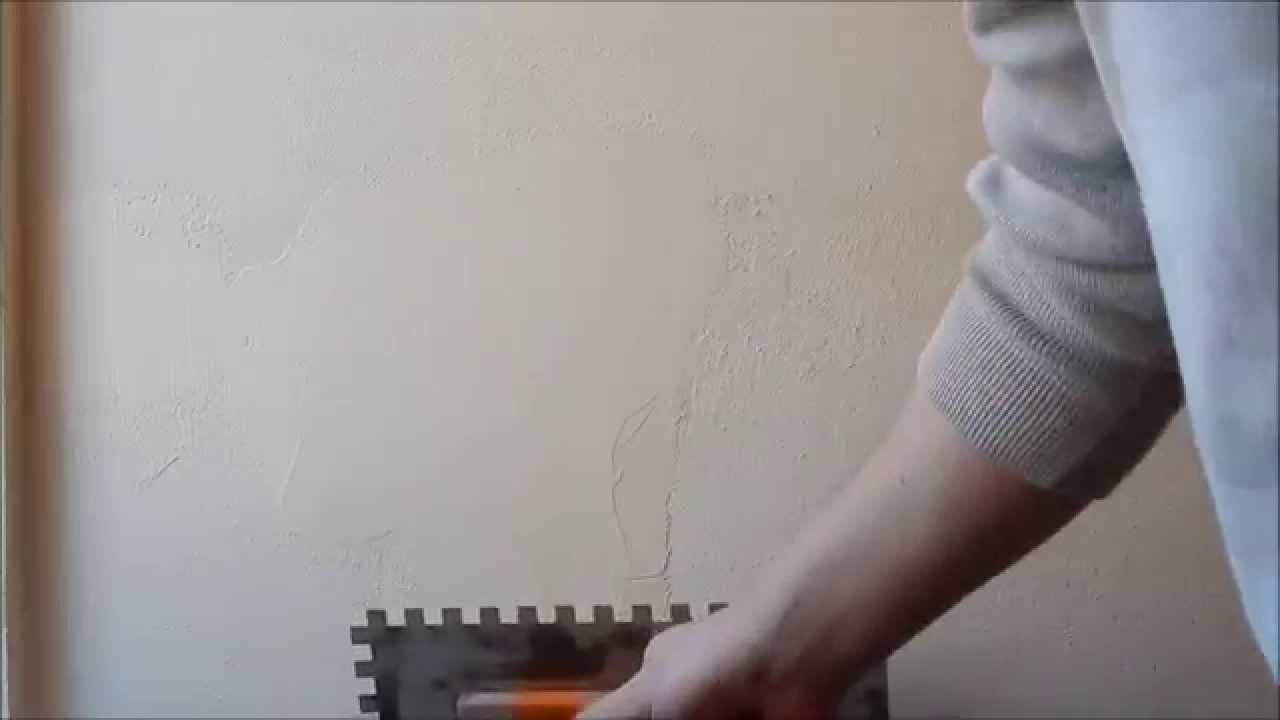 Венецианская штукатурка из шпаклевки своими руками видео фото 37
