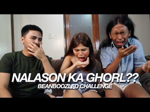 Beanboozled Challenge With My BFFs! | Gigi Esguerra