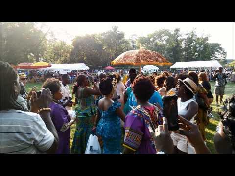 GHANA FEST 2015 Chicago Part 2