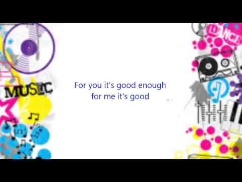Good Enough - Cyndi Lauper (Lyrics)