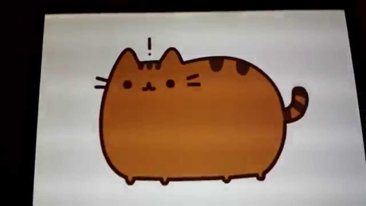 Dress Up Pusheen Cat Game