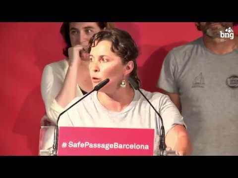 Ana Miranda: Son dun país emigrante, agora non podemos esquecernos das persoas refuxiadas