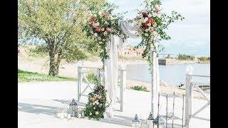 Красивая свадьба летом. Злата и Евгений.