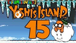 Let's Play Yoshis Island Part 15: Arschkalte Temperatur
