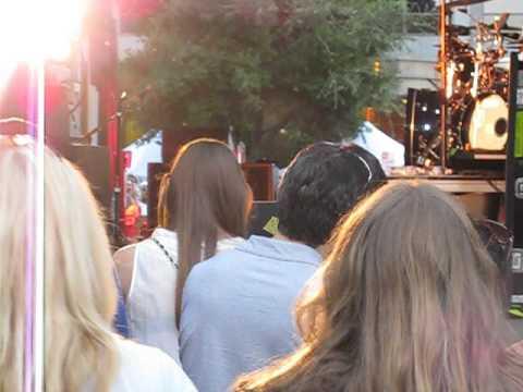 Third Eye Blind - Jumper & Non Dairy Creamer & Semi Charmed Life - San Jose, CA - Summer 2009