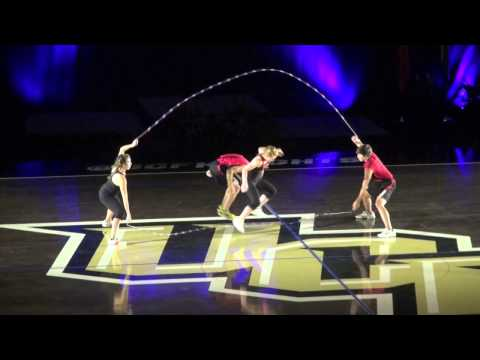 Heart N Soul World Jump Rope Championship 2013