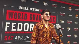Dillon Danis Calls Out Ben Askren, Takes Over Bellator... Bellator