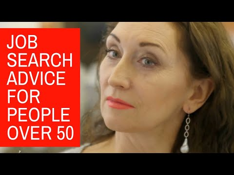 Job Search Advice For People Over 50