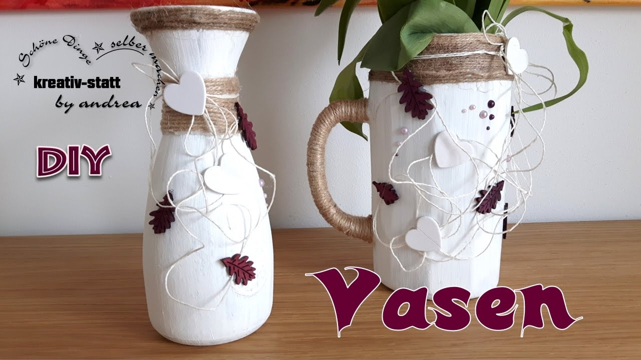 diy decoration crafts vases like chalk from candle wax. Black Bedroom Furniture Sets. Home Design Ideas