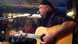 Tables And Chairs - Marc Alan Barnette - Bluebird Cafe