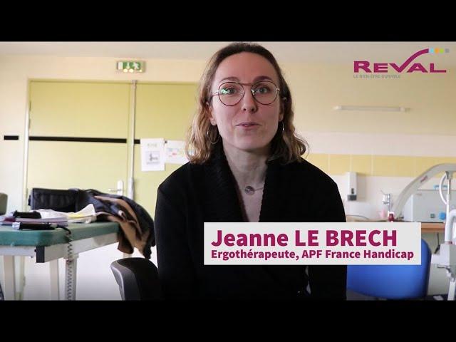 Fauteuil de douche SOFLEX 2 : témoignage du foyer d'accueil Pierre Garnier, APF France Handicap.
