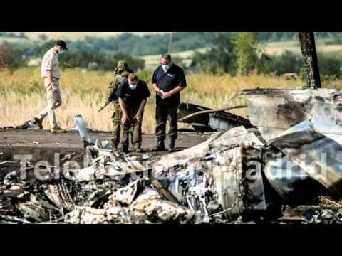 Rusia a Obama tras sus acusaciones sobre el MH17 No hay que desviar la culpa a otros