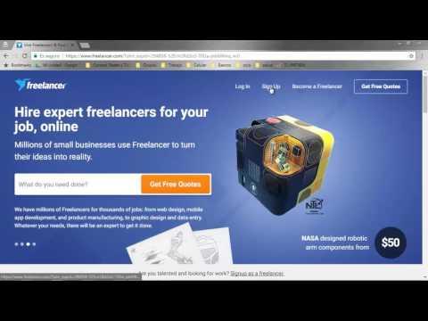 E1.3 Que es freelance y como crear una cuenta en freelancer