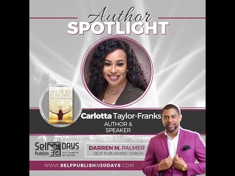 Texas Black Expo Expedition: Author Spotlight with Carlotta Taylor ...