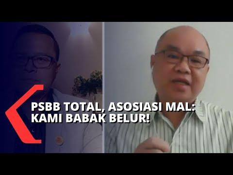 Bersiap PSBB Total Jakarta, Asosiasi Mal: Jilid 2 Ini Kami Sudah Babak Belur!