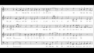 Gesualdo - Sacrae Cantiones I 18 Illumina faciem tuam - Score
