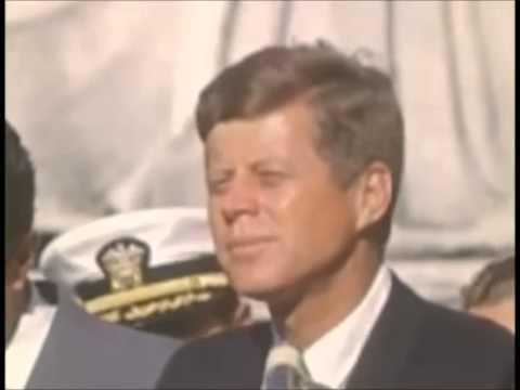 La visita del Presidente Kennedy a Roma, 1 luglio 1963