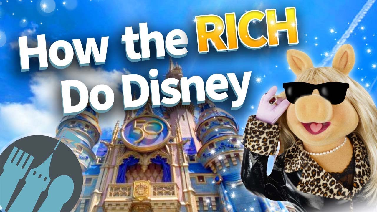 Download How the Rich Do Disney