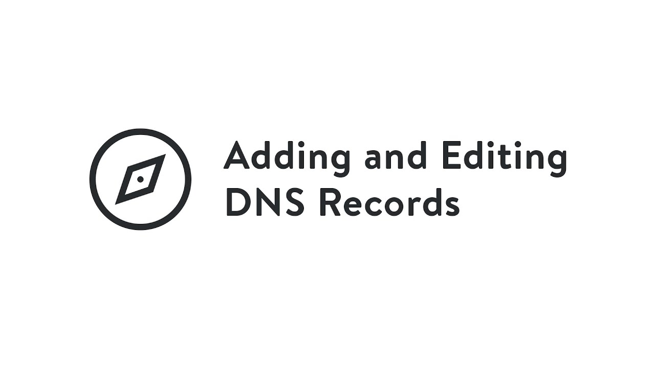 Media Temple Adding And Editing Dns Records Youtube