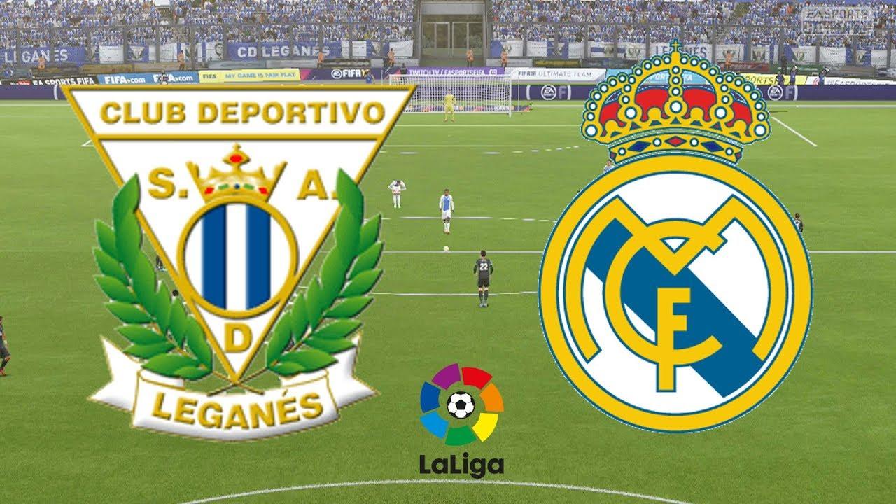 مشاهدة مباراة ريال مدريد وليغانيس بث مباشر بتاريخ 15-04-2019 الدوري الاسباني