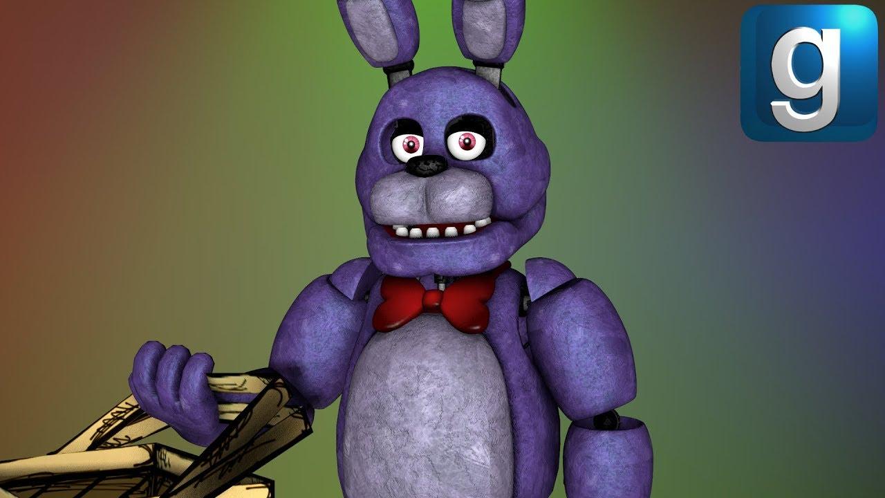 Gmod FNAF | Bonnie's Easter Bunny Tryouts - Xman 723,mumclip com