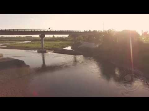 Panay River Tapaz Capiz - DJI Phantom 3
