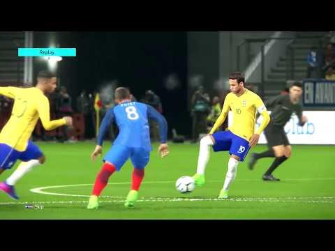 PES2018 - Brazil comeback of dreams