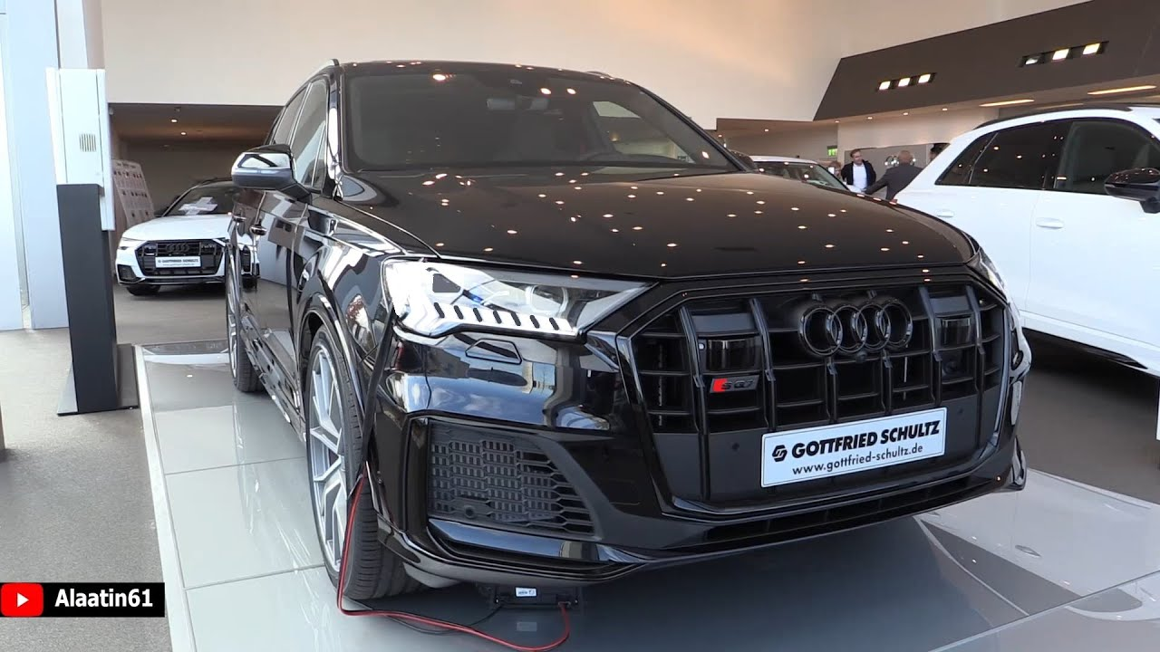 Audi Sq7 2020 New Full Q7 Review Interior Exterior Infotainment Youtube