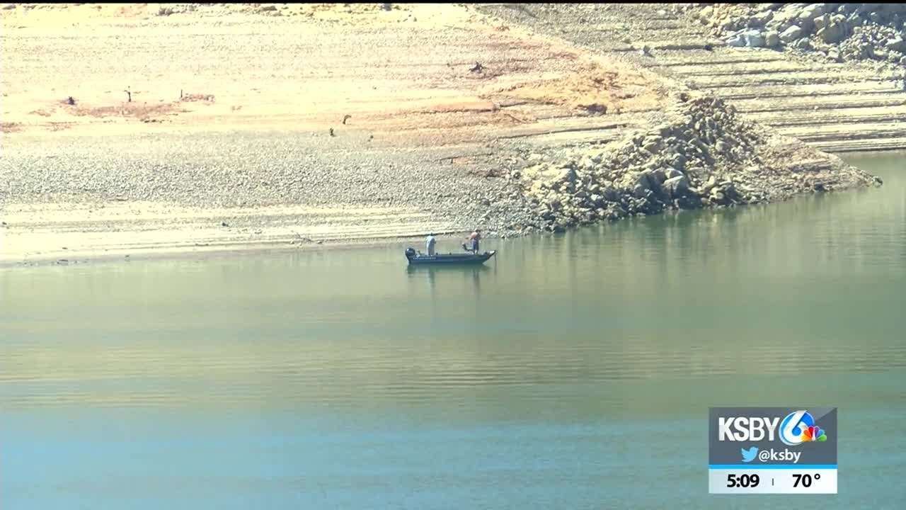 boaters-frustrated-as-lake-nacimiento-drops-to-14-capacity