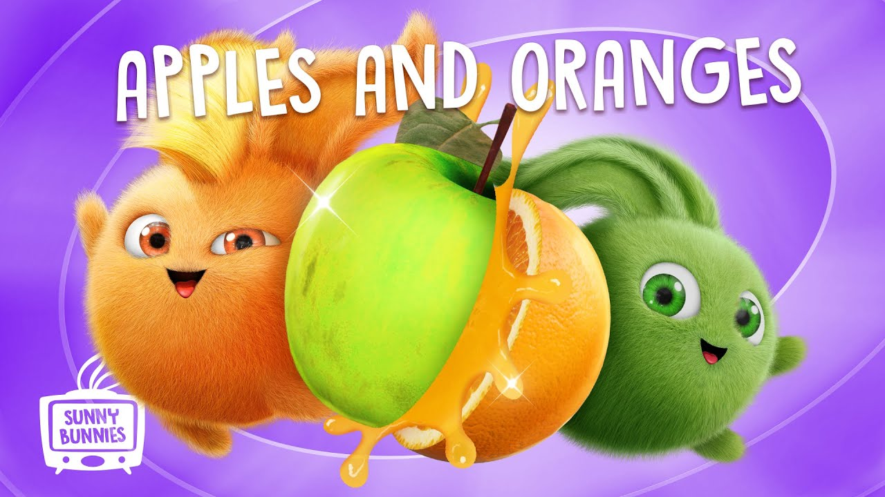 Download 🔴  LIVE SUNNY BUNNIES TV | Apples and Oranges | Cartoons for Children