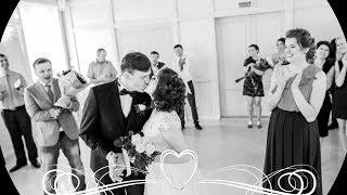 Свадебный ролик✧Свадьба Илоны и Дмитрия✧Слайдшоу в стиле ретро✧