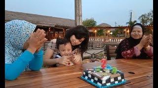 Selamat Ulang Tahun Reihan ke 2 Tahun di Kampung Laut
