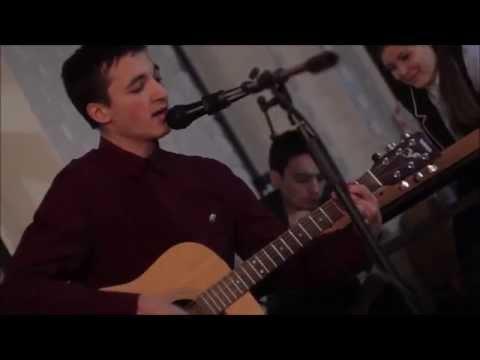 Marat feat Ismail - 2 Days. (Kazan Divan cafe live)