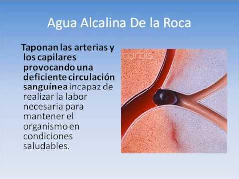 Tratamiento gastritis natural alcalina