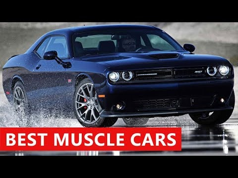 New Muscle Cars American Coming In Amazing Upcoming Fast