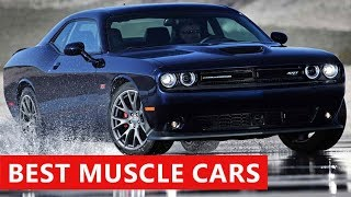 10 New Muscle Cars American Coming in 2018. Amazing Upcoming Fast Cars 2018