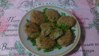 Куриные котлеты с сыром/Dukan diet