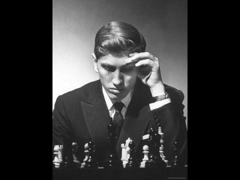 Robert Byrne - Robert J. Fischer, USA Ch. 1963.