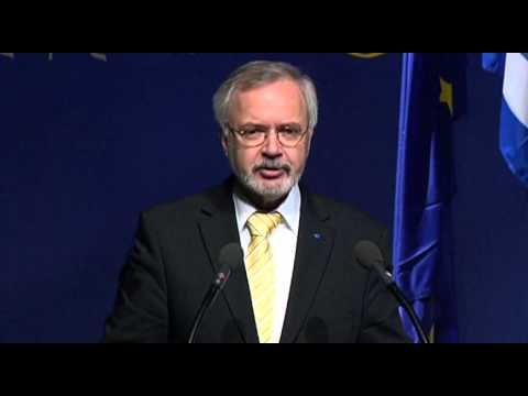 Speeches by Werner Hoyer and Evangelos Venizelos - 6th Summit of Regions and Cities, Athens