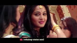 Anushka shetty status   beautiful status   flute cover   whatsup status san2
