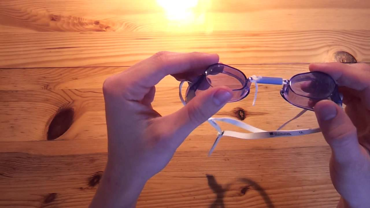 Malmsten Schwedenbrille Schwimmbrille Unisex