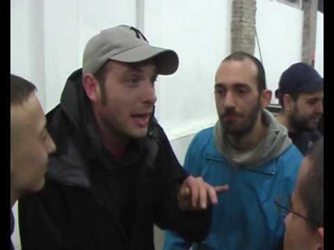 Clementino & Kyodo Freestyle - Joker Beatbox @ TPO Bologna (Italy - 2009)